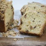 Maślano – cytrynowe ciasto drożdżowe